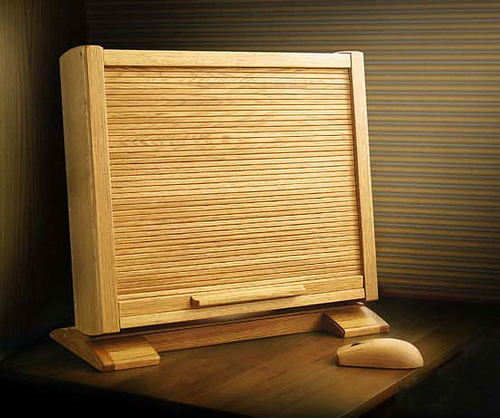 images/stories/Computer-Creative-Gadget/wood-lcd-2.jpg